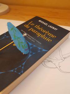 Lu – Le théorème du parapluie – Mickaël Launay (Flammarion)