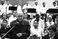 El maestro José Antonio Abreu