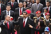 LLEGADA DEL PRESIDENTE DE VENEZUELA NICOLAS MADURO 1