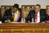 TOMA DE POSESIÓN DEL PRESIDENTE DE LA REPÚBLICA BOLIVARIANA DE VENEZUELA NICOLAS MADURO (5)