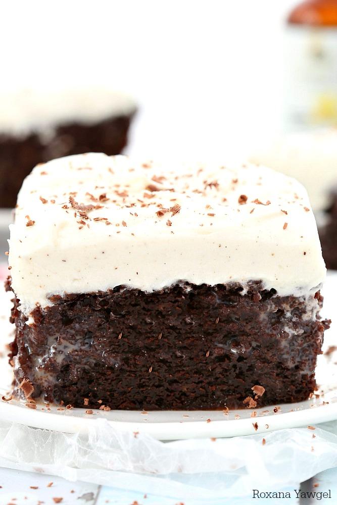 Vanilla Butter Cake Recipe Scratch