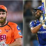 Kane Williamson, Rohit Sharma