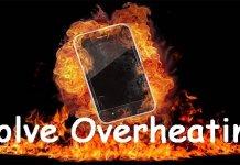 Smartphone Heating Issue