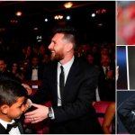 Messi & Ronaldo With Fight for Best FIFA Player with Eight Others