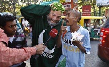 India vs Pakistan : Sudhir Gautam and Bashir Chacha