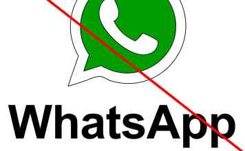 WhatsApp to be banned in India.?