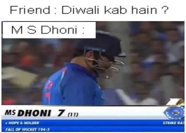 Diwali Ki Safai Meme