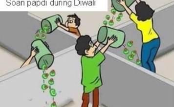 Diwali 2018 Meme
