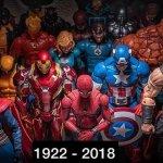Stan Lee Passed Away