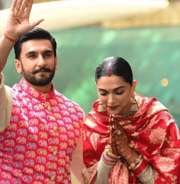 Mr And Mrs Ranveer Singh
