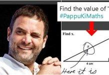 #PappuKiMaths (Pichattis)