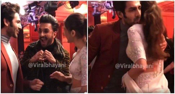 Kartik Aaryan meets Sara Ali Khan