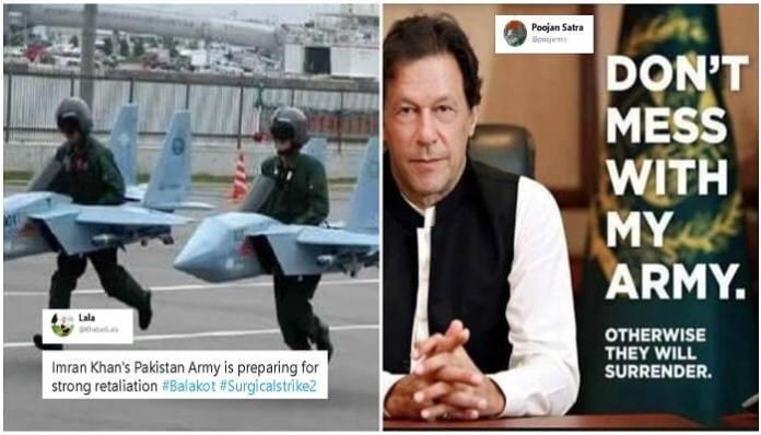 India Air Strike Pakistan