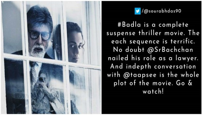 Twitter Reviews Badla