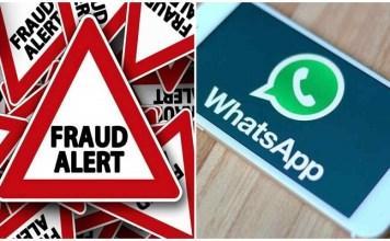 SBI Warns Of Latest WhatsApp Scam