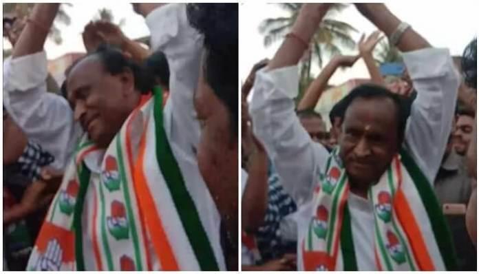 MTB Nagaraj Started Nagin Dance While Campaign