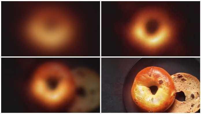 Black Hole Image Meme