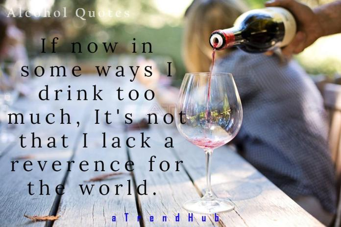 Alcohol Quotes Funny