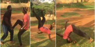 22-Year-Old Who Broke Spinal Cord While Performing Back-flip For TikTok, Died