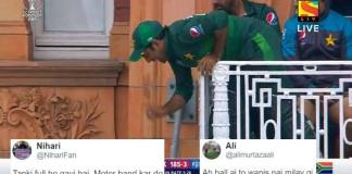 Sarfaraz Ahmed Picture Is Again Converted Into A Hilarious Meme