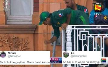 Sarfaraz Ahmed Picture Is Again Converted Into A Hilarious Meme