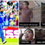 Twitter Bows Down To Rohit Sharma After He Scored 5th Ton In This World Cup