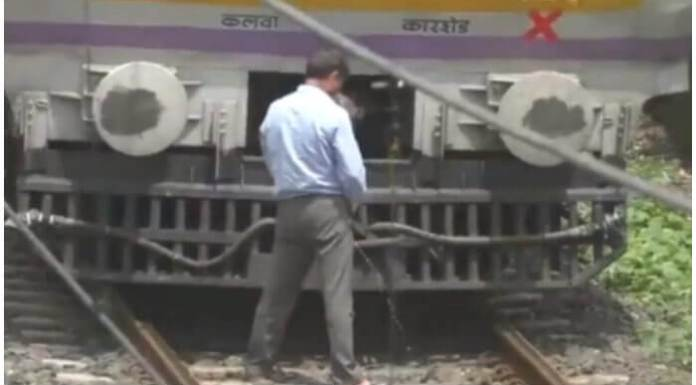 Motorman stops local train midway to urinate