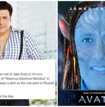 Govinda's Avatar Claim