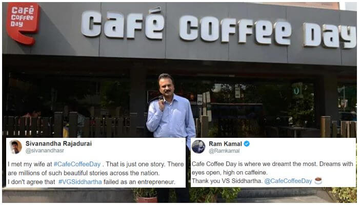 People Pay Tribute To Vg Siddhartha By Sharing Their