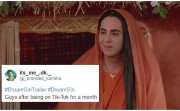 Dream Girl Trailer Memes