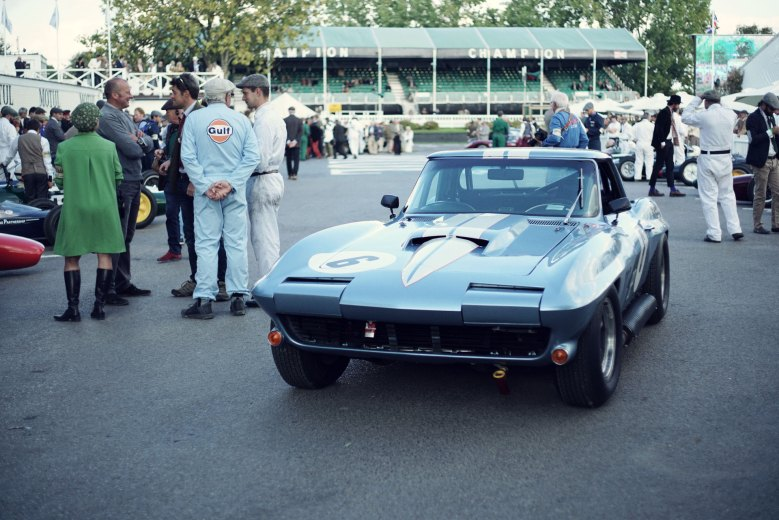 Goodwood Revival 2018: American Muscle