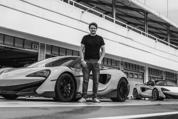 McLaren 600LT video review - A Tribe Called Cars