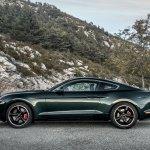Ford Mustang Bullitt 2019 side profile