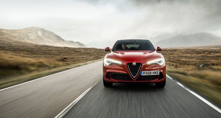 Alfa Romeo Stelvio Quadrifoglio: 5 Things Worth Knowing
