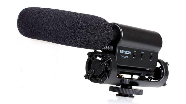 Takstar SGC-598: Best cheap microphones (2019)
