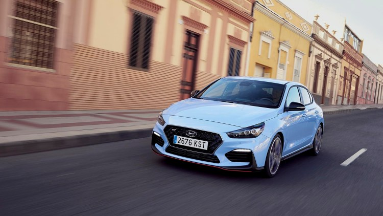 Hyundai i30 Fastback N review: On the road - A Tribe Called Cars