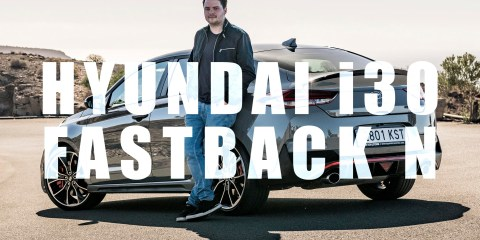 Hyundai i30 Fastback N video review by Ben Griffin on YouTube