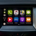Ford Ranger Raptor with Apple CarPlay and Android Auto