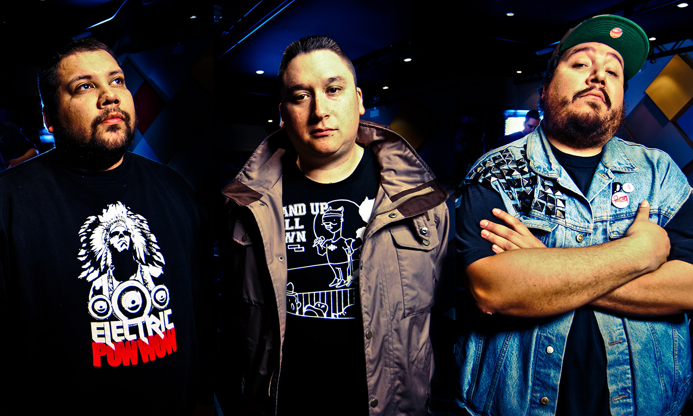 Native Producer and  DJ crew A Tribe Called Red