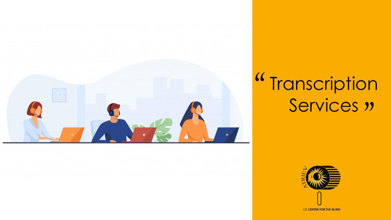 Transcription Services