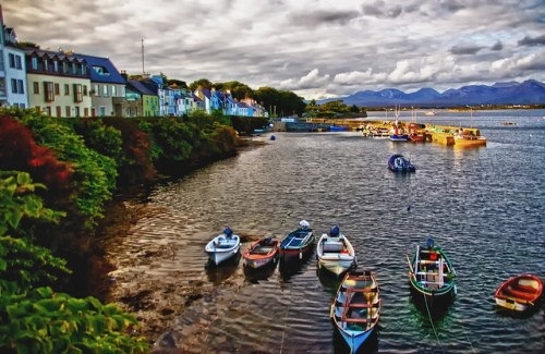Roundstone from Flickr