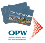 OPW Heritage Card (credit: Photographic Unit, Department of Arts Heritage & the Gaeltacht)