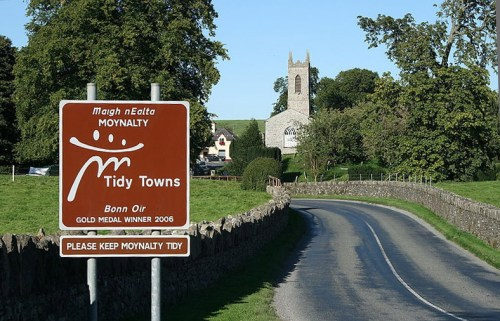 Moynalty, Co. Meath. The 2013 Tidiest Town in Ireland (photo: wikipedia commons)