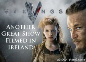 vikings filmed in ireland