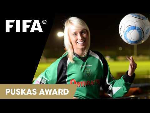 Stephanie Roche Puskas Award