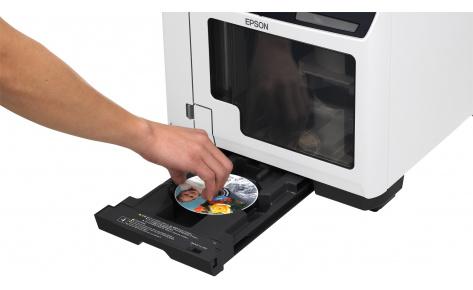 C11CH40021 Epson PP-100III Специализированное устройство для тиражирования CD DVD Blu-ray 3