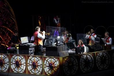 Circus' band