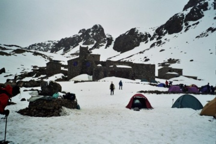 Refugio Marruecos