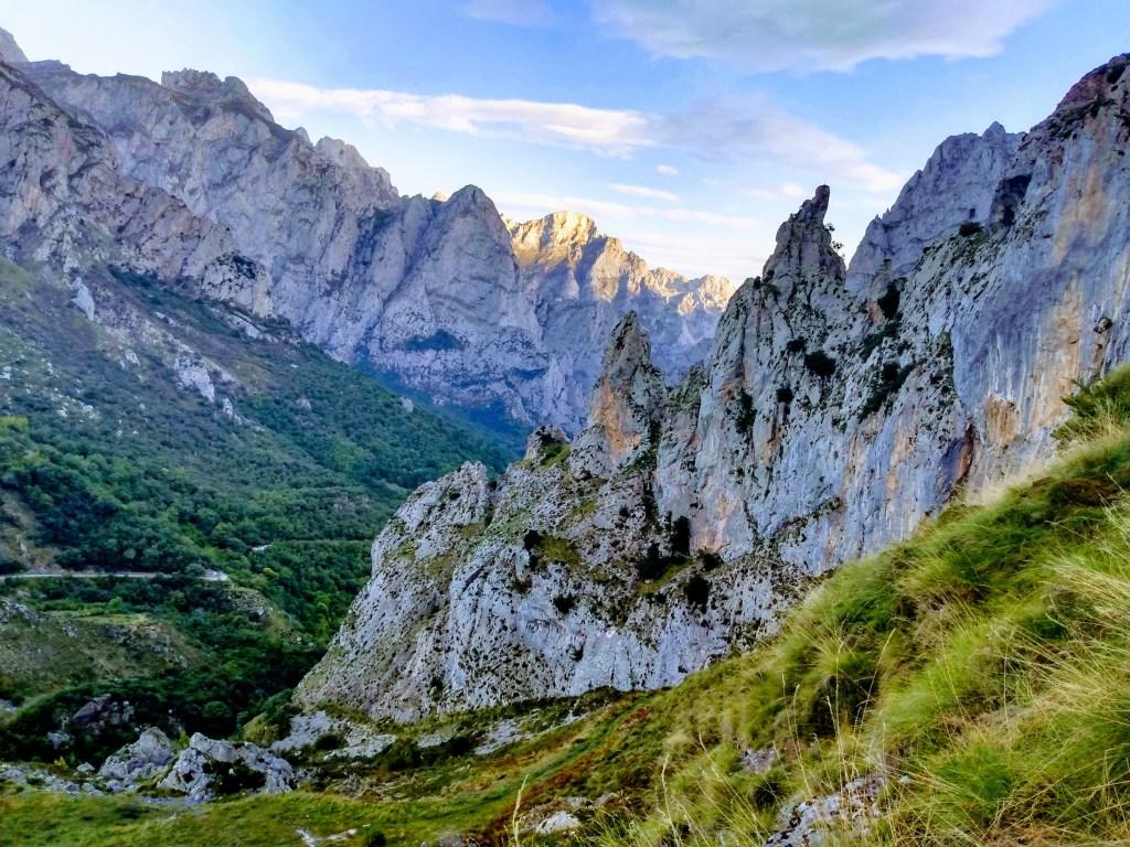 Picos de Europa Cordiñanes circular
