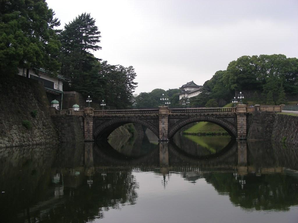 Palacio imperial Tokyo